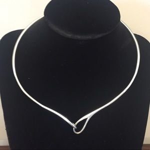 Carolee Sterling Silver Necklace